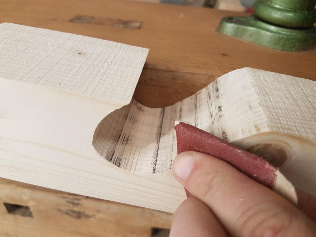 kanten schleifen – Holzarbeit aus Meisterhand